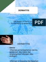Dermatitis -dr.Nisa-.pptx