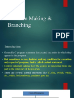 7_decision Making and Branching