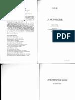 Lefort - La modernité de Dante