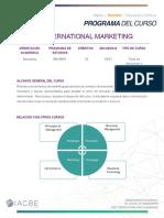 MKT204 International Marketing
