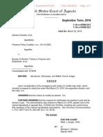 Order on Modfication Clarification