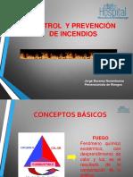 presentacion EXTINTORES