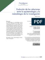 Epistemología Pablo Cazau