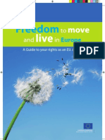 UE Guide Free Movement 2004-38 Sept 2010 - Commission