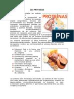 Las Proteínas Milhen