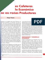Café y países productores