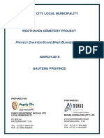 WESTHAVEN - Project Charter