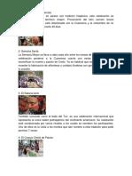 15 Fechas Importantes de Guatemala