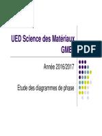 CM GME1 MAT Diagrammes de Phase