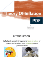 Theory of Inflation