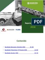 Indicadores Ppt Web Reporte Anual 2018-ASOCEM
