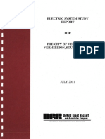 2011 Electric System Study Report (PDF)