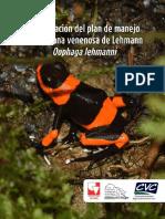 Actualizacion del plan de manejo para Oophaga lehmanni hojas individuales (1) (1).pdf