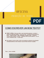 OFICINA Produção de Texto Ok