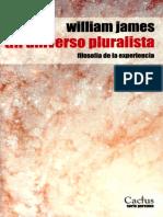 James William - Un Universo Pluralista.pdf