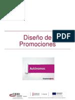Diseño de Promocion