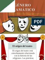GÉNERO DRAMÁTICO.pptx