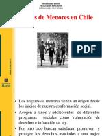 10 Hogares de Menores en Chile