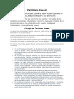 Carcinoma Invasor.docx