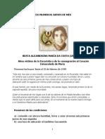 SEIS PRIMEROS JUEVES DE MES.docx