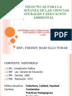 1. Didáctica de Las Ciencias Naturales y Ed. Ambiental
