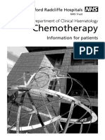 120124 Chemotherapy