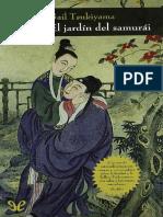 Tsukiyama, Gail - El jardin del samurai [46754] (r1.0).pdf