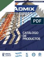 Catalogo Admix