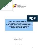 Modelo Centros Atención 2015 Enviado
