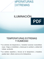 Temperaturaeilumnaciòn