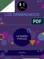 Deuda Publica  Mexico