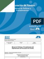 Manual de procuración de fondos