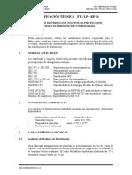 26.- ETS LP RP Tablero de Distribución