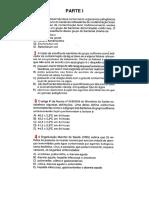 165 Questões uroanálise, biologia molecular, hematologia, imunologia, parasitologia, bioquímica, microbiologia..pdf