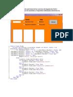 Exposicion de Programacion