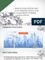 Wind Turbine Intro