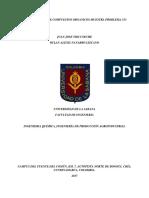 Informe Identificación de muestras orgánicas