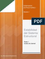 Estructuras i. Moduli i. Parte i