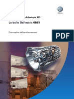 SSP 372 (La Boîte Shiftmatic 0B81)