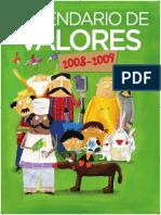 Calendario Valores 2008 2009