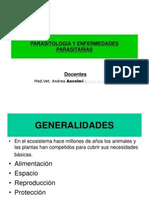 ciclo biologico del demodex canis pdf