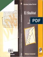 Abraham Joshua Heschel - El Shabbat