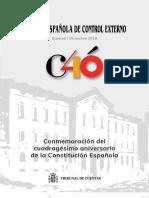 REVISTA ESPAÑOLA DE CONTROL EXTERNO - CONMEMORACIÓN 40 ANIV CONSTITUCION ESPAÑOLA.pdf