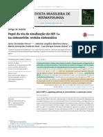 6-via de sinalizac¸ão do HIF-1 na osteoartrite - revisão