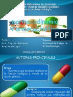 Seminario de Farmacologia