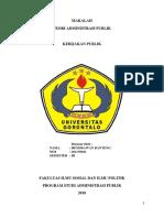 Tugas Makalah Hendrawan Banteng Kebijakan Publik.docx