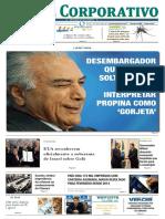 Jornal Corporativo número 3077 de 26 de março de 2019