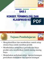 Bab 2 - Konsep Dan Terminologi Biaya-04022015