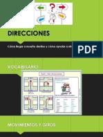 Direcciones_español