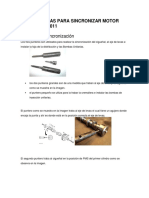 Herramientas Para Sincronizar Motor Deutz 1011